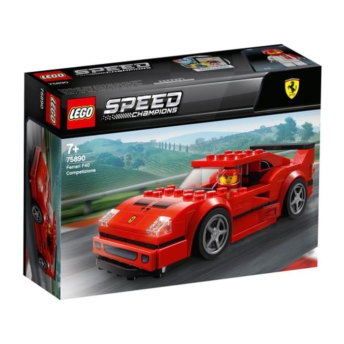 Lego Speed Champions Ferrari 18%off at Smyths