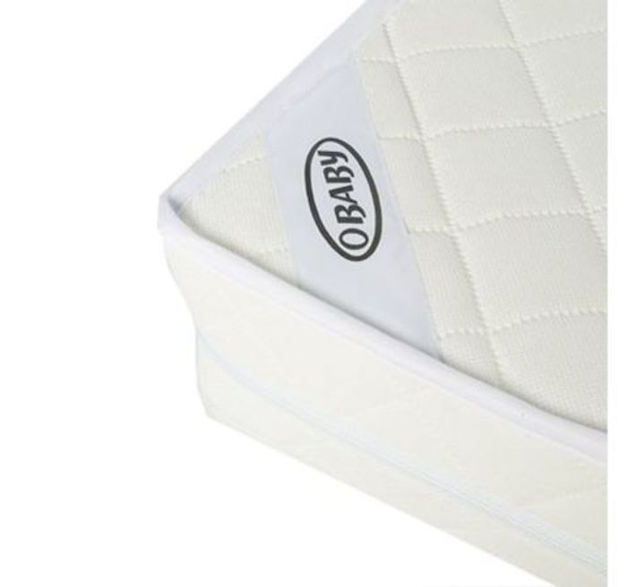 Obaby Superior Sprung Mattress for Cot Bed (140 X 70cm)
