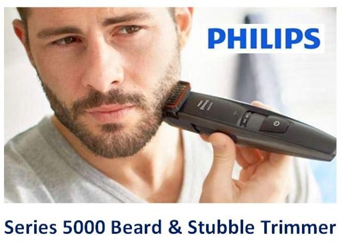 ALMOST 1/2 PRICE! Philips Series 5000 Beard & Stubble Trimmer