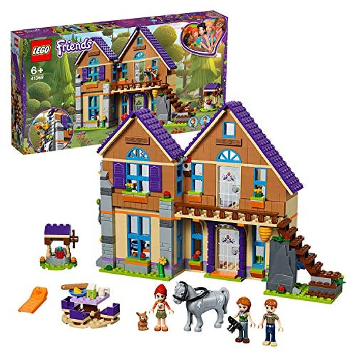 Best Ever Price! LEGO 41369 Friends Mia's House