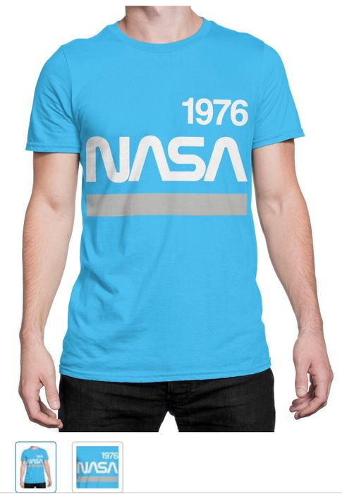 Mens NASA T-Shirt