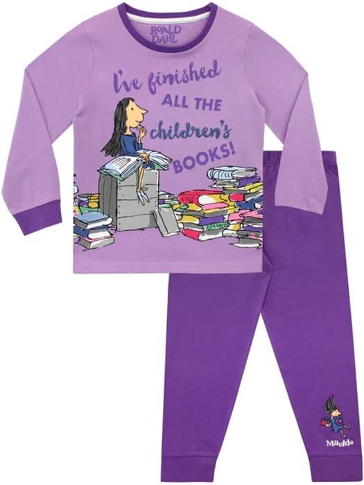Matilda Pyjamas On Sale From £10 to £5.95
