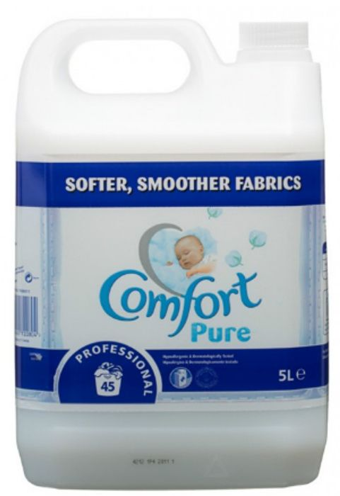 Cheap Comfort Fabric Conditioner Pure 5l at Poundstretcher, Only £4.99