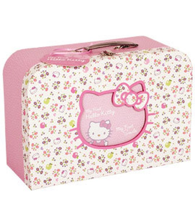 Cheap Hello Kitty Storage Suitcase with £15.01 Discount - Great buy!