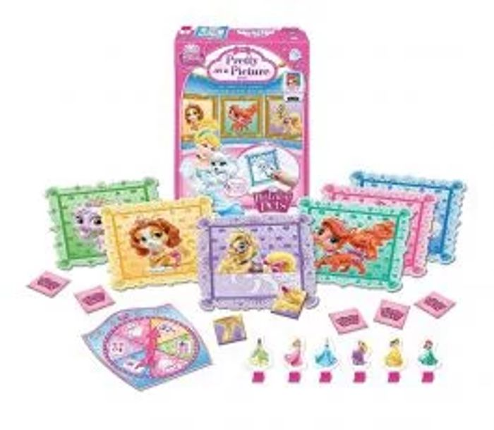 Best price Disney Princess Palace Pets Pretty as a Picture Game