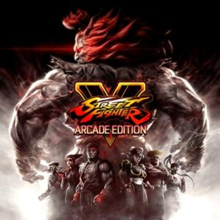 [PS4/PC] Play Street Fighter v Arcade Edition - Free Trial 10-16th September