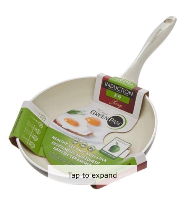 The Original Green Pan at TK Maxx Only £12