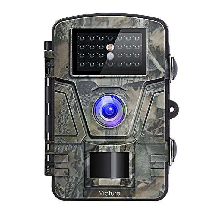 Victure Wildlife Camera 12MP 1080P Motion Activated