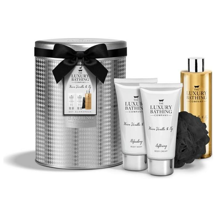 Glamourous Bath Gift Set
