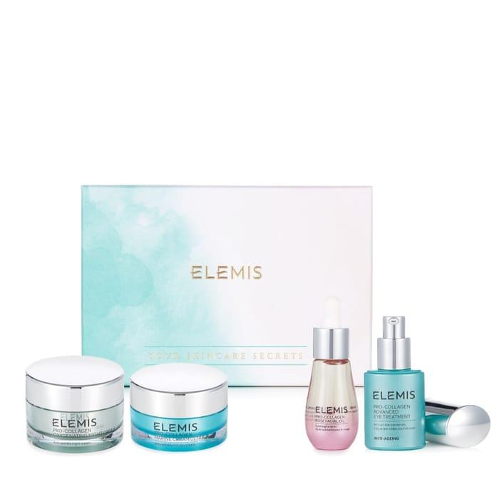 Elemis 4 Piece Pro-Collagen Skincare Secrets