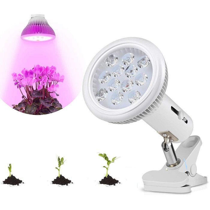 LED Light for Indoor Greenhouse Garden Only £4.99