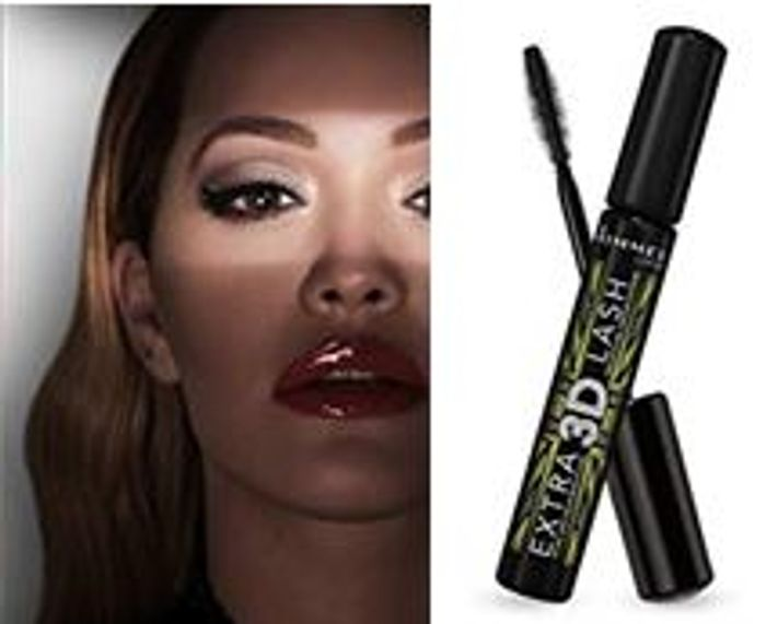 Rimmel London Extra 3D Lash Mascara On Sale From £4.99 to £2.95