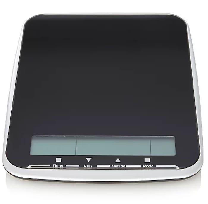 Digital Flat Scale Black 5kg Only £5