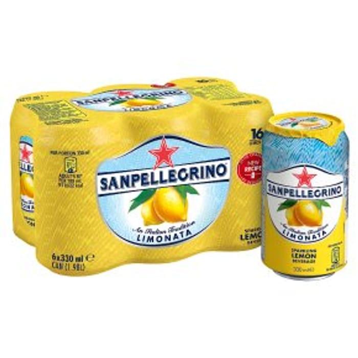 Sanpellegrino Limonata6x330ml
