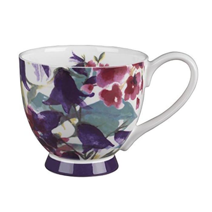 Portobello Sandringham Bone China Mug - FREE Delivery by Tomorrow