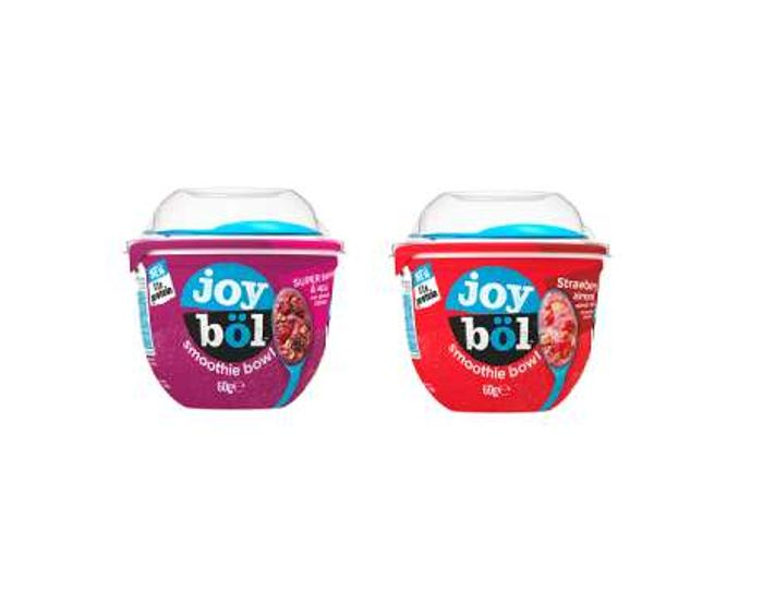 Free Joybol Smoothie Bowls - 2 Varieties
