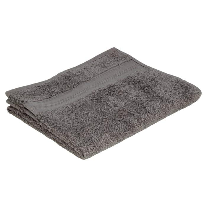 Tesco Everyday Value Bath Sheet - Slate Grey