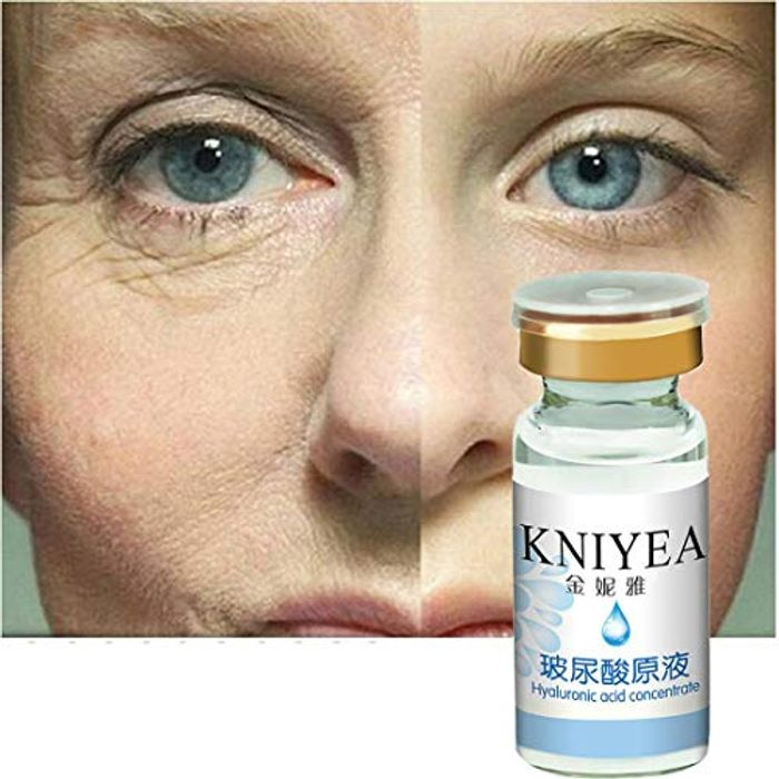 10ml Collagen & Hyaluronic Acid Anti Wrinkle