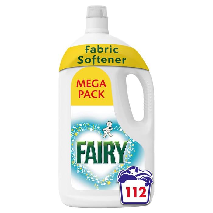 Fairy Original Fabric Conditioner 3.9ltr