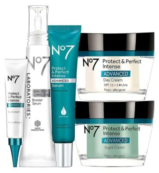 No7 Protect & Perfect Intense Advanced Dark Spot Regime