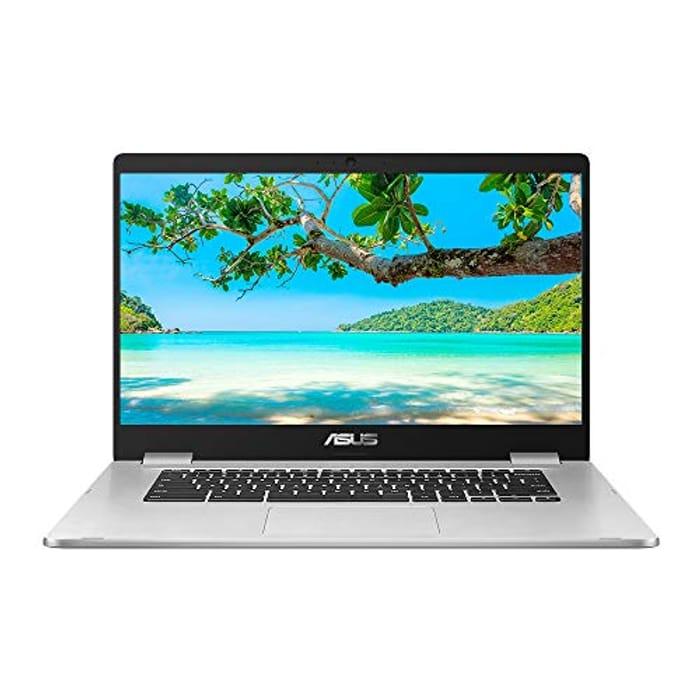 ASUS Chromebook C523NA (Grey) (Intel Celeron N3350, 4 GB RAM, 64 GB