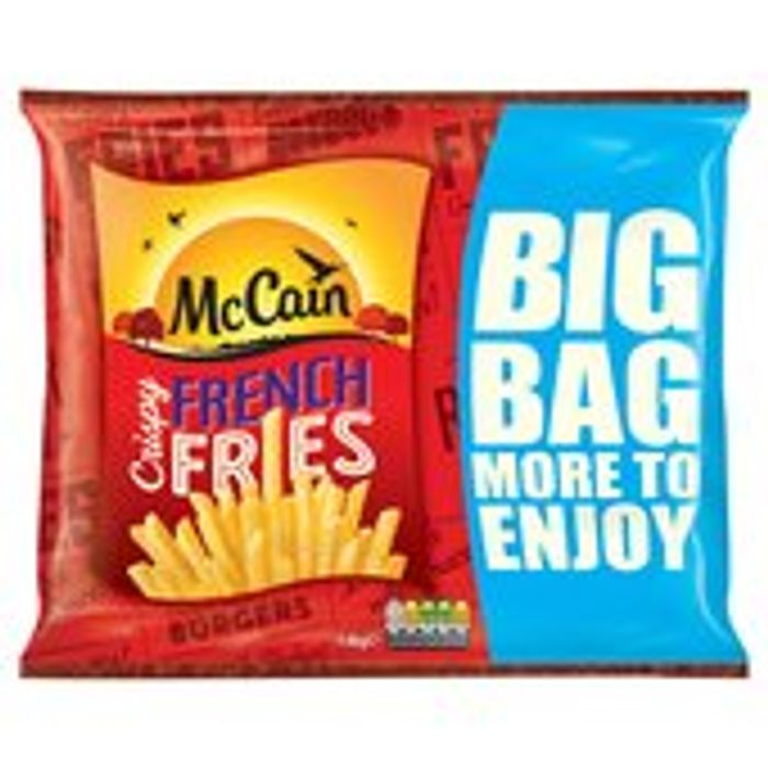 McCain Crispy French Fries 1.4kg