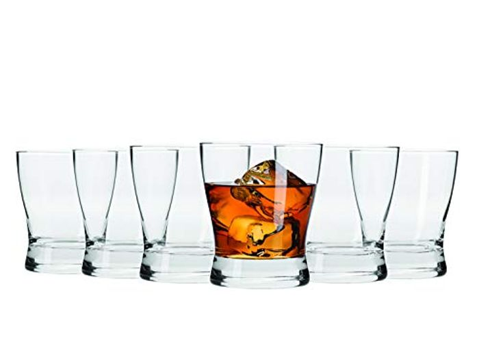 Best Ever Price! Maxwell Williams Vino Whisky Glass Set, Glass, 300 Ml, 6 Piece