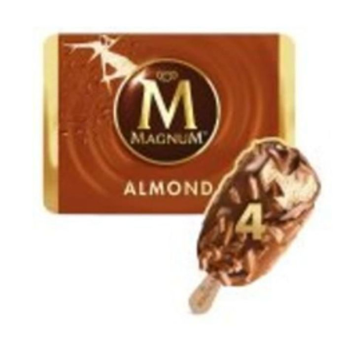 4 Almond Magnums for £2!!