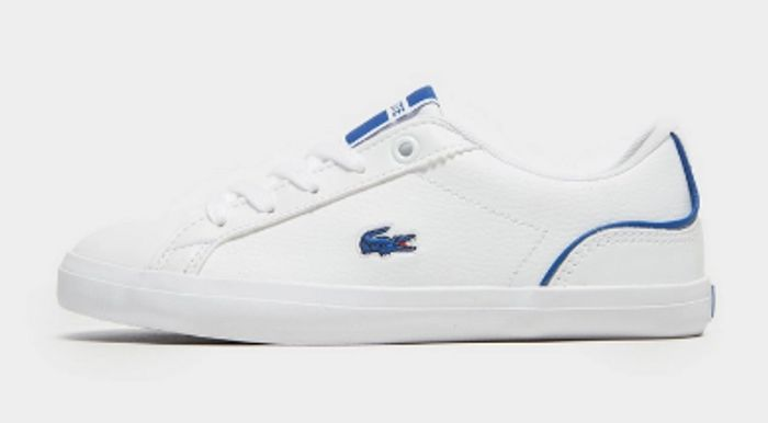 Lacoste Lerond Childrens Trainers