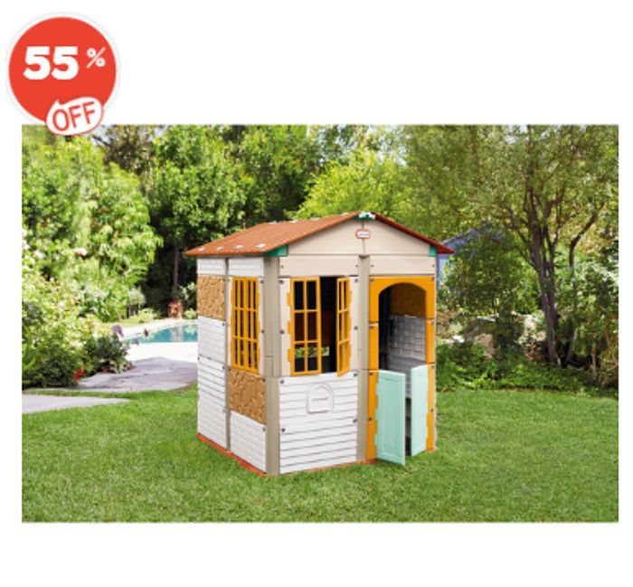 Little Tykes Build a House Down From £199 to £89.99