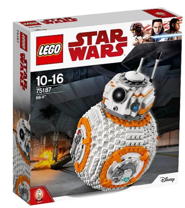 Lego 75187 Star Wars the Last Jedi BB-8