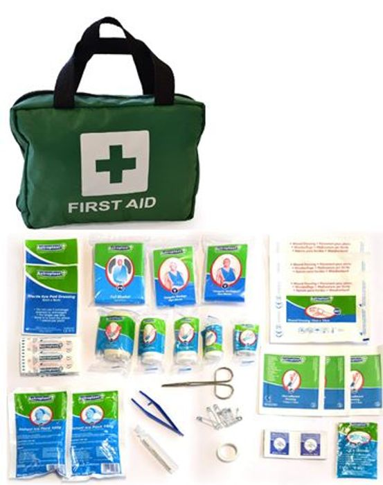 90 Piece FIRST AID KIT *4.8 STARS* 250+ Reviews