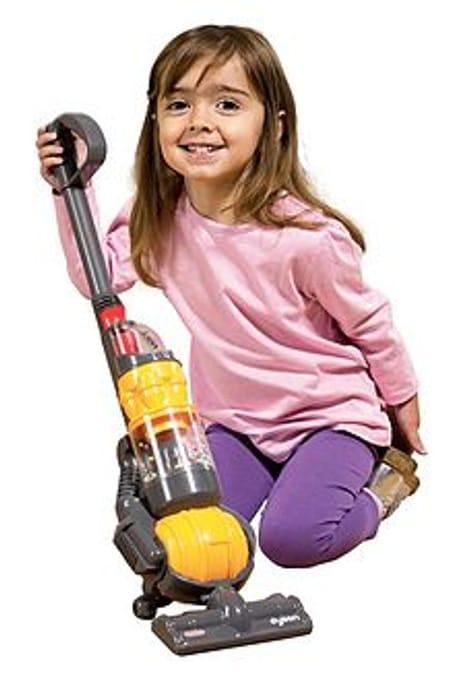 Bargain! Kids Dyson Cordless Vacuum Cleaner at Studio