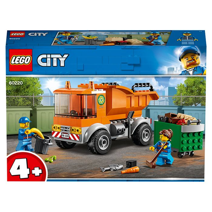 LEGO City Garbage Truck Construction Truck