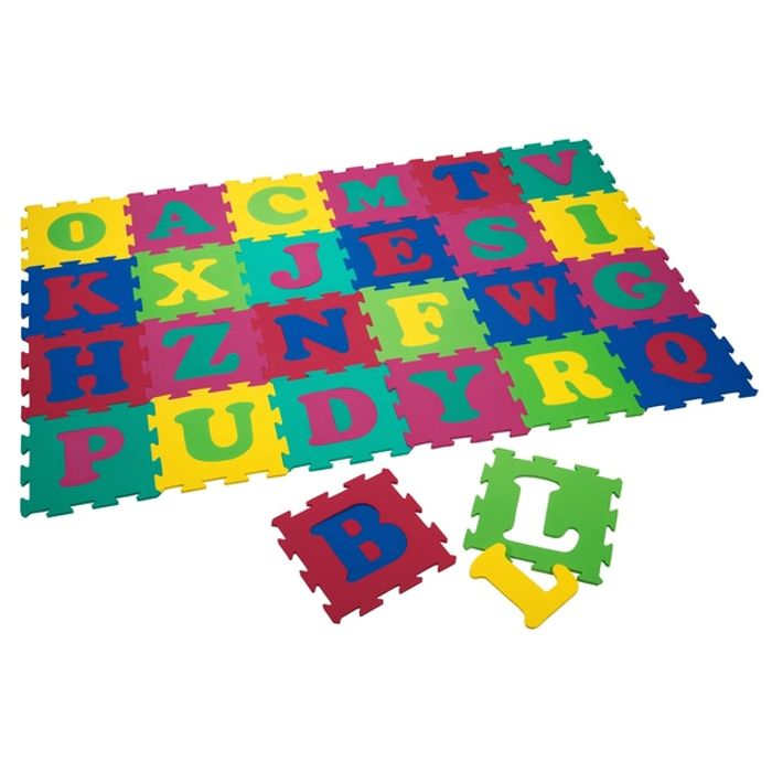 Alphabet Puzzle Baby Foam Mat