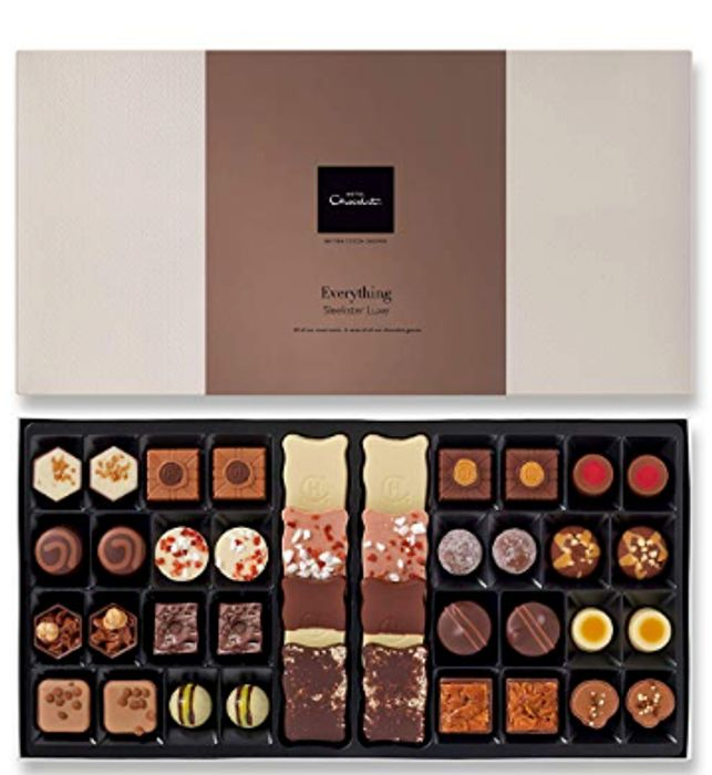 Hotel Chocolat- Everything Luxe Box Chocolate
