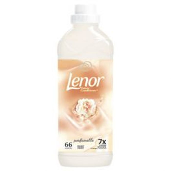 LENOR 66 WASH FABRIC CONDITIONER Parumelle Pearly Peony 925ml *FOR ONLY £1