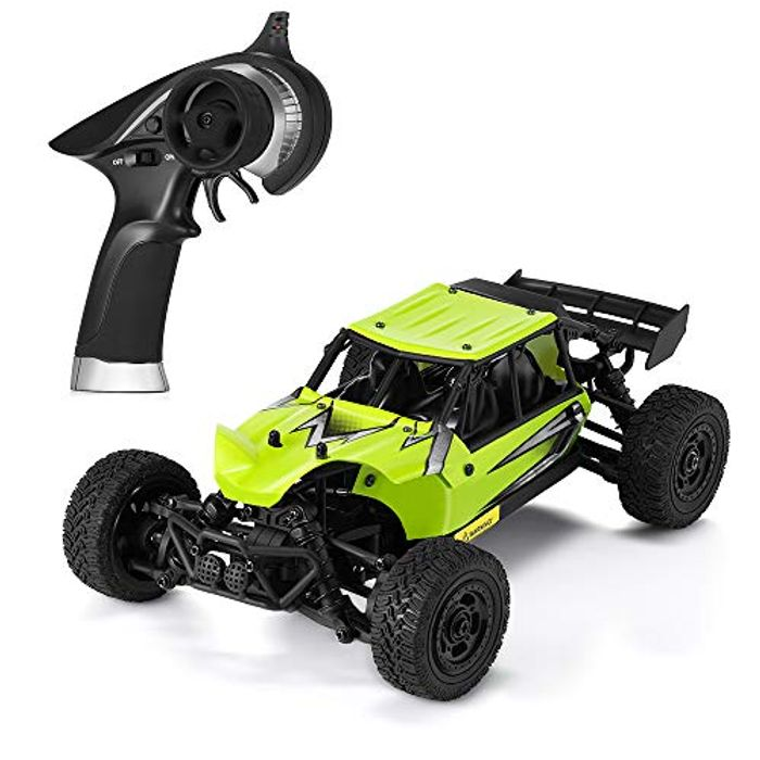 68% off CookJoy RC Car High Speed Off-Road Vehicle - 1:18 Scale