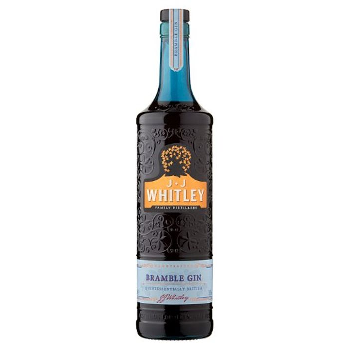Brand New Gin - JJ Whitley Bramble Gin Down To £14/700ml Bottle