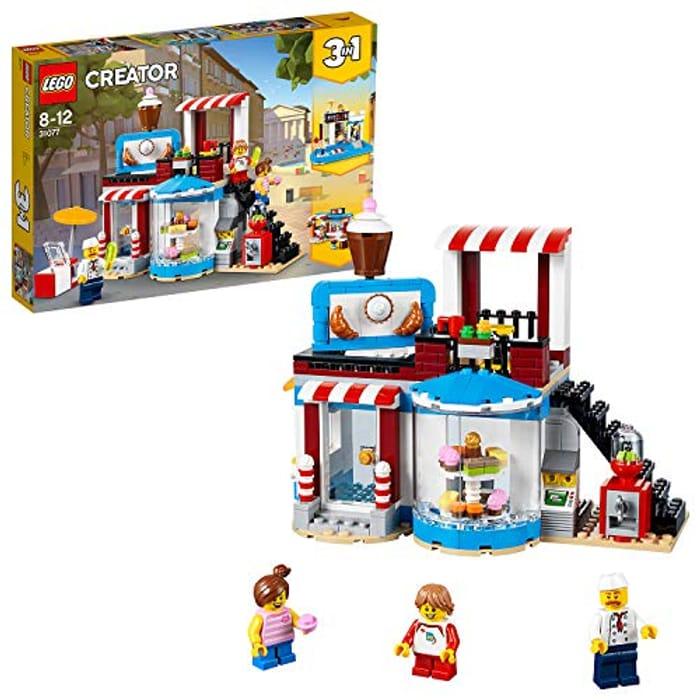 Best Ever Price! LEGO 31077 Creator 3in1 Modular Sweet Surprises