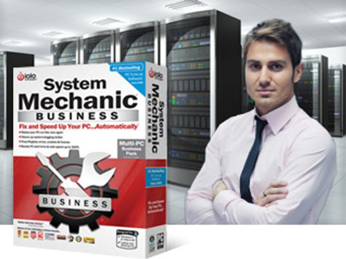 50% off System Mechanic Business Orders at Iolo