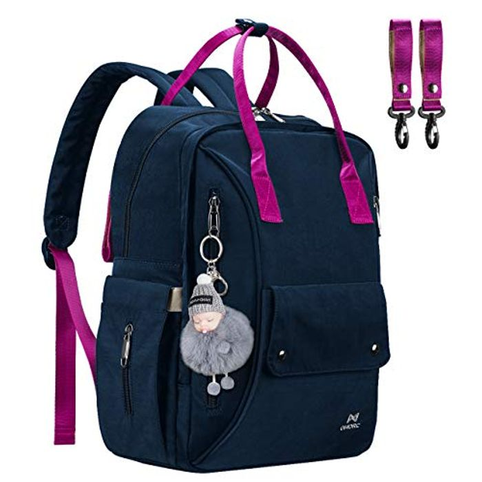 Baby Changing Nappy Backpack