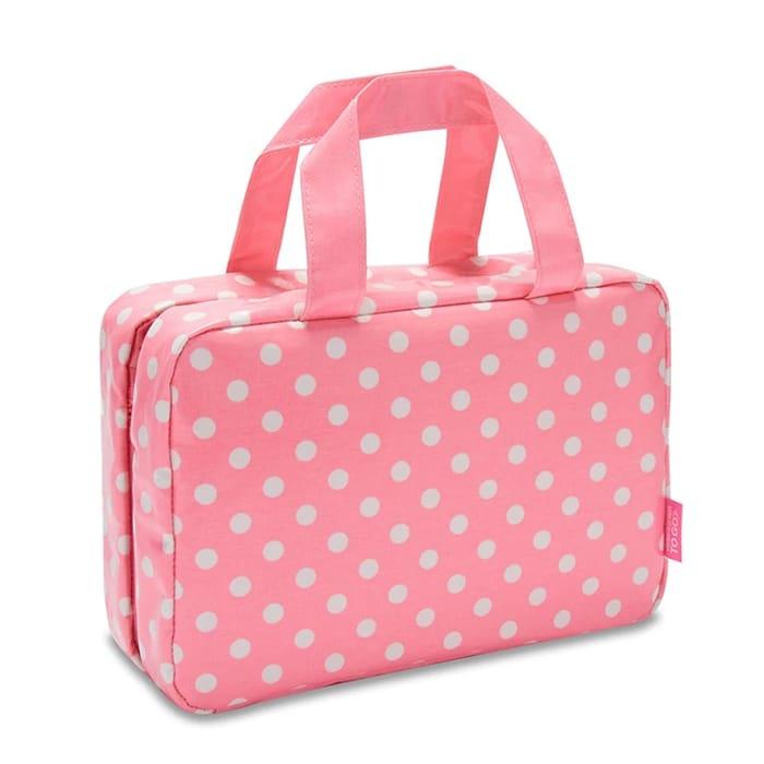 Victoria Green - 'Southwold' Folding Traveller Wash Bag