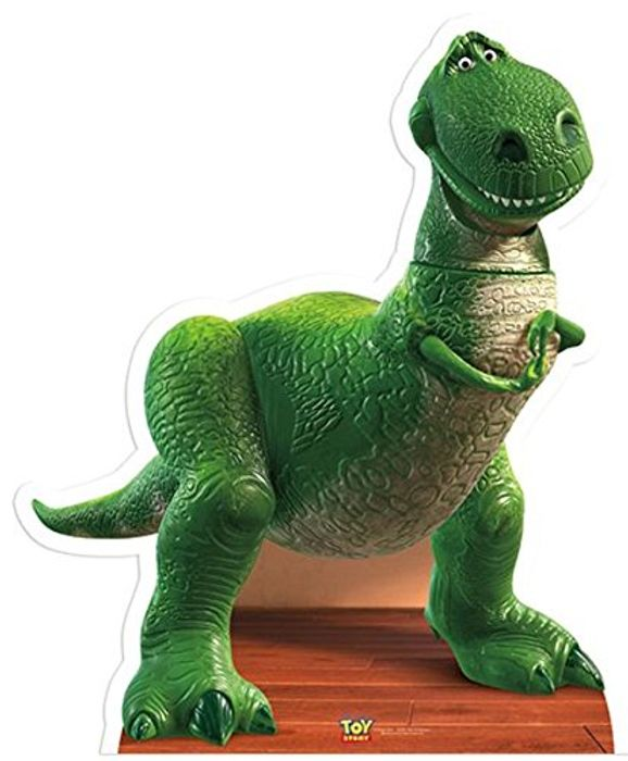 Best Price Toy Story Star Cutouts Cut out of Rex the Dinosaur