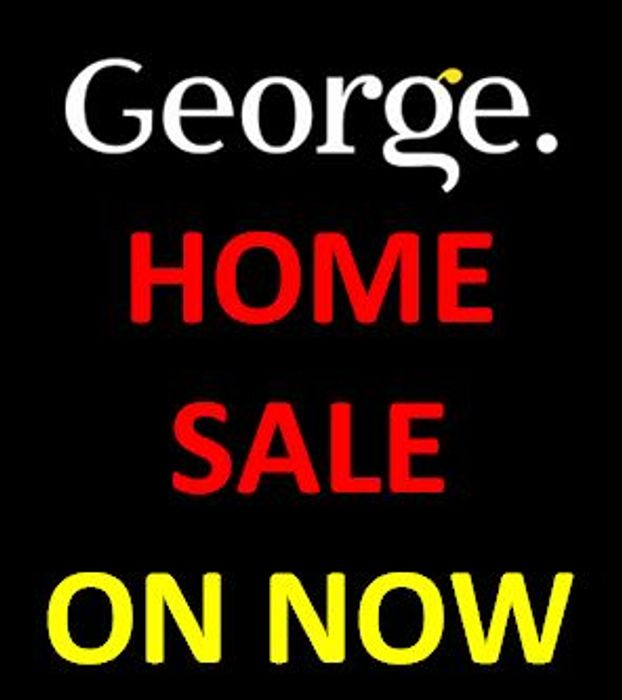 HOME SALE CLEARANCE at ASDA GEORGE