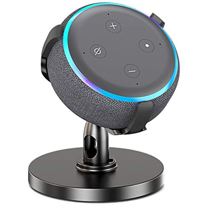 Babacom Table Holder for Echo Dot 3rd Generation