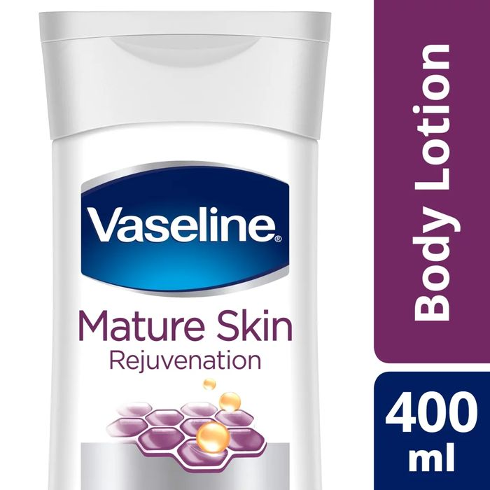 Vaseline Mature Skin Lotion 400ml