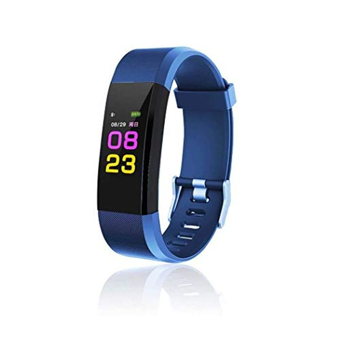 Multifunction Tracker Smart Fitness Wristband On Sale From £20 to £6