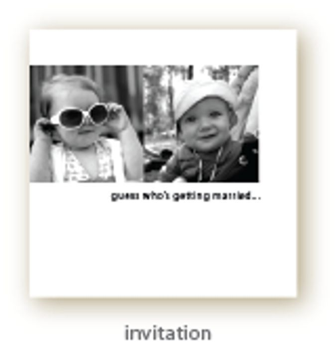 Range of Invite Samples