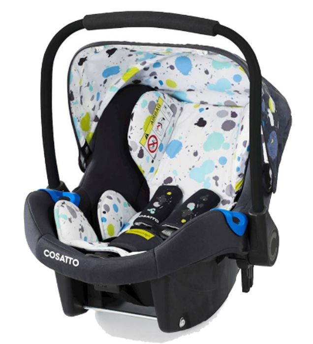 Cosatto Port Group 0+ Car Seat Berlin 69%off at Online4baby